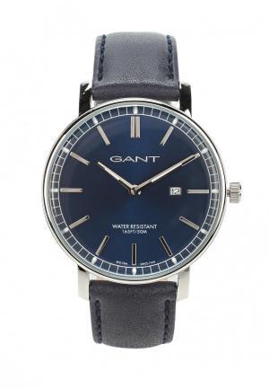 Часы Gant. Цвет: синий
