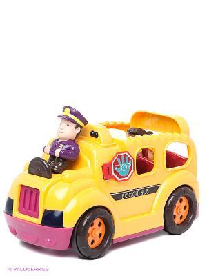 Школьный автобус Battat. Цвет: желтый