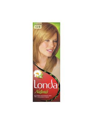 Крем-краска для волос стойкая Naturals 13/8 Цветочный мед LONDA. Цвет: красный, светло-зеленый