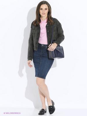 Куртка LEE. Цвет: серый