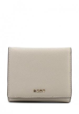 Кошелек DKNY. Цвет: серый