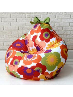 Мини-груша ПУЭРТО ПЛАТА MyPuff. Цвет: светло-зеленый, красный, оранжевый, белый
