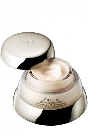 Улучшенный супервосстанавливающий крем Bio-Performance Shiseido. Цвет: бесцветный