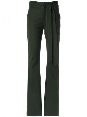 Wide leg trousers Giuliana Romanno. Цвет: none