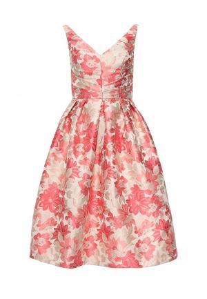 Платье Miss Selfridge. Цвет: розовый