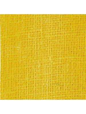 Лен.декоративная ткань. желтый 48х48 см Альт. Цвет: желтый