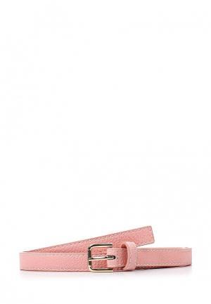 Ремень Jennyfer. Цвет: розовый