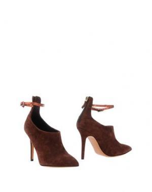 Ботинки BRUNO MAGLI. Цвет: какао
