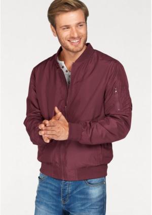Куртка JOHN DEVIN. Цвет: бордовый, оливково-зеленый, темно-синий