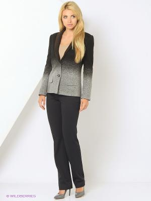 Пиджак Xarizmas. Цвет: серый, коричневый