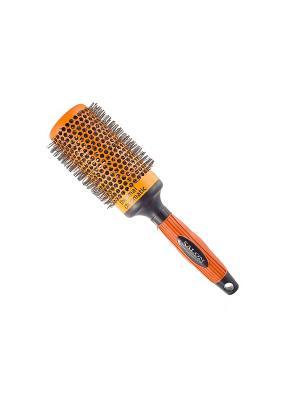 Термобрашинг Salon Professional 9885FVDF Thermal Сhromatic, керамический, d 53/70 мм, L. Цвет: оранжевый