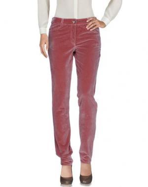Повседневные брюки MICHEL KLEIN. Цвет: пастельно-розовый