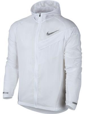 Ветровка M NK IMP LT JKT HD Nike. Цвет: белый