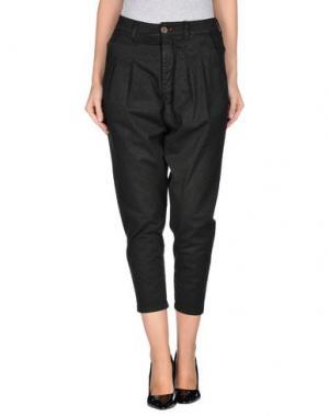 Повседневные брюки SQUAD². Цвет: черный