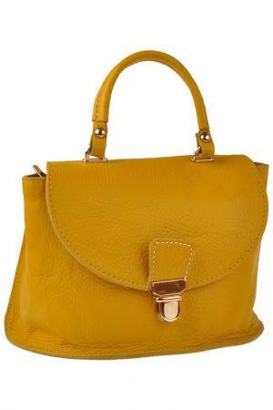 Сумка Lattemiele. Цвет: yellow