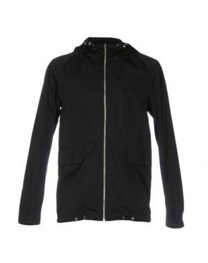 Куртка ELVINE. Цвет: черный