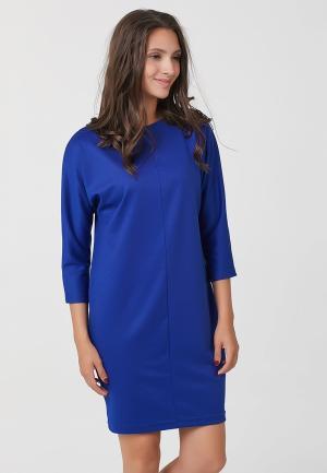Платье Fly. Цвет: синий