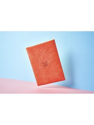 New A wallet. Цвет: оранжевый