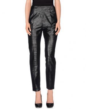 Повседневные брюки ISA ARFEN. Цвет: стальной серый
