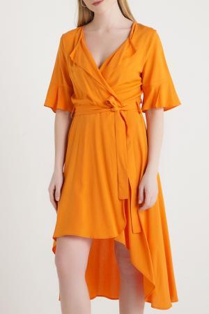 Туника BGN. Цвет: light orange, красно-оранжевый