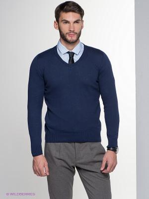 Пуловер HAMAKI-HO. Цвет: темно-синий