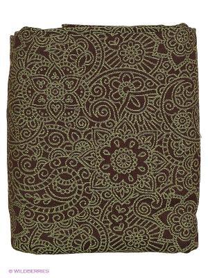 Слинг-шарф Mum`s Era. Цвет: коричневый, зеленый