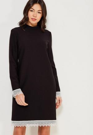 Платье Ksenia Knyazeva. Цвет: черный