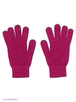 Перчатки S`Cool. Цвет: розовый