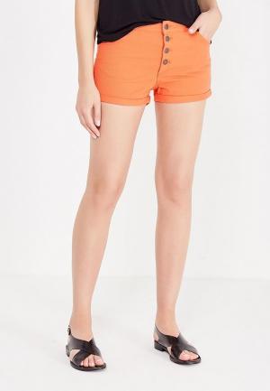 Шорты Jennyfer. Цвет: оранжевый