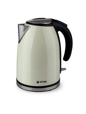 Чайник электрический Vitek VT-1182(CM). Цвет: бежевый