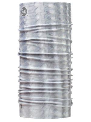 Бандана BUFF High UV Protection BONEFISH. Цвет: белый