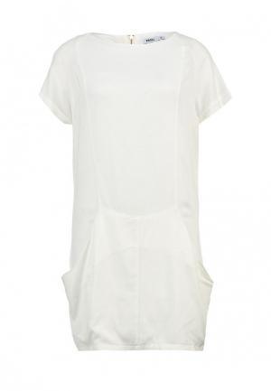 Платье Troll. Цвет: белый