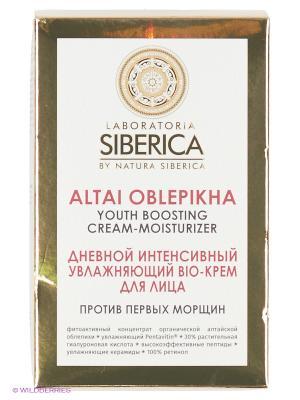 Крем дневной bio увлажн.против первых морщин50мл Natura Siberica. Цвет: бордовый