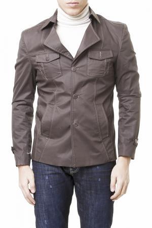 Jacket Nino fiore. Цвет: brown
