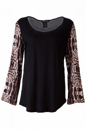 Блуза Thomas Wylde. Цвет: черный