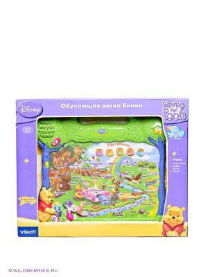 Развивающая игрушка Обучающая доска Винни Vtech. Цвет: зеленый