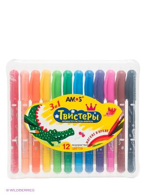 Набор для рисования AMOS. Цвет: прозрачный