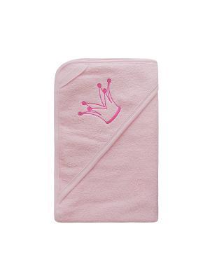 Полотенце Nice cat. Цвет: розовый