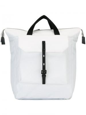 Рюкзак Frances Ally Capellino. Цвет: белый