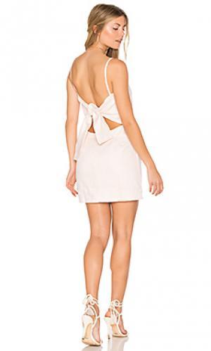 Платье gracie SIR the label. Цвет: беж