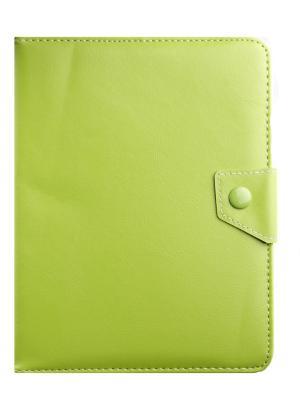 Универсальный чехол-книжка ProShield Universal с кипсой для планшетов 8. Цвет: зеленый