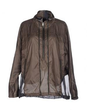 Куртка DEMOO PARKCHOONMOO. Цвет: зеленый-милитари