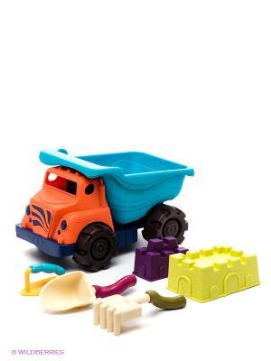 Игровой набор Battat. Цвет: бирюзовый, оранжевый