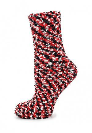 Носки Modis. Цвет: красный