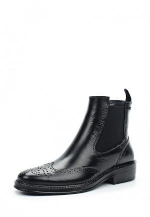 Резиновые ботинки Keddo. Цвет: черный