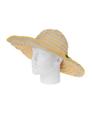 Шляпа Migura. Цвет: бежевый, желтый