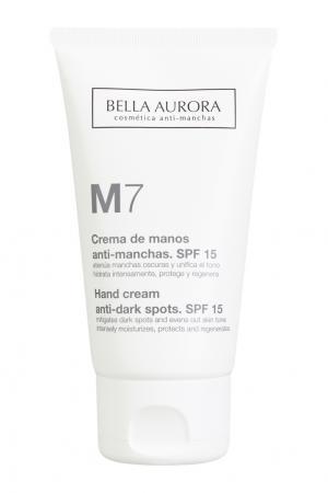 Крем для сияния кожи рук Anti-Dark Spots SPF15 75ml Bella Aurora. Цвет: multicolor