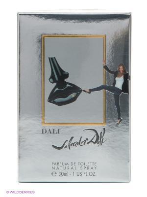 Salvador Dali Feminin парфюмерная туалетная вода black edition, 30 мл. Цвет: черный, серебристый