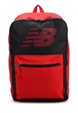 Рюкзак New Balance. Цвет: красный