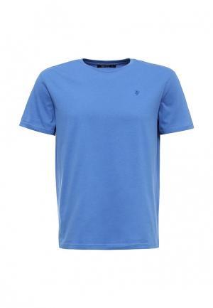 Футболка Tom Farr. Цвет: синий